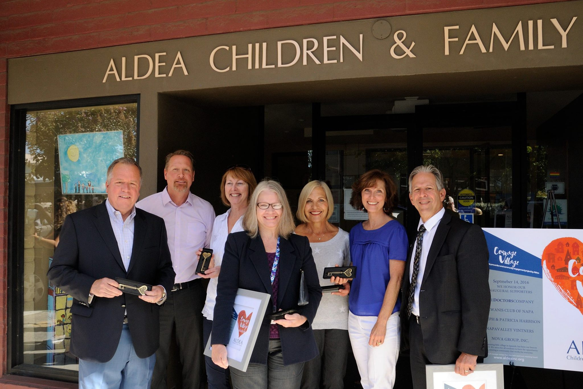 Courage Village Aldea Children Family Services