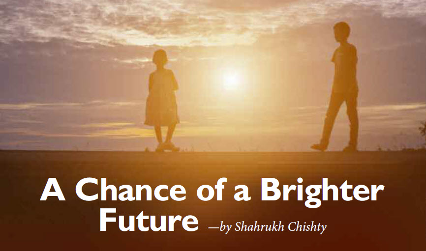 A Chance of a Brighter Future