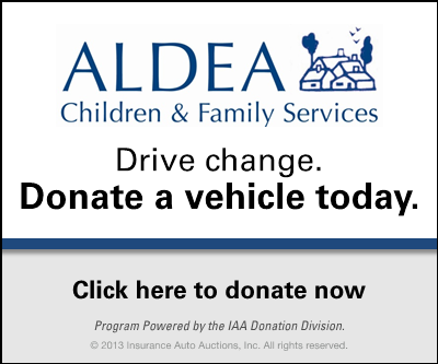 Drive change. Donate a vehicle today.